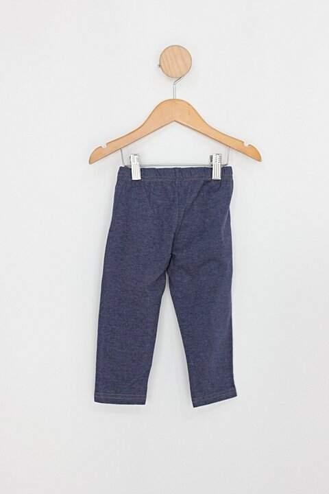 Calça Infantil bambini azul_foto de costas