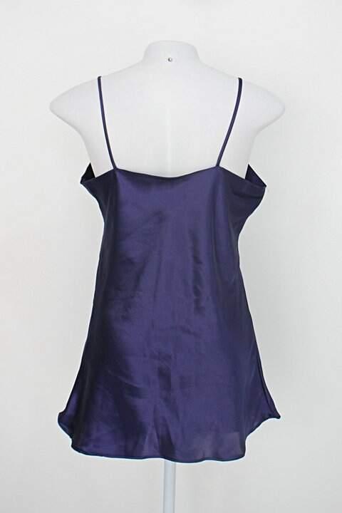 Camisola arita feminina azul_foto de detalhe