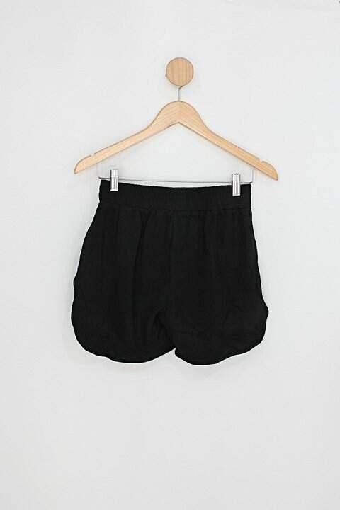 Shorts w.g.m feminino preto_foto de costas