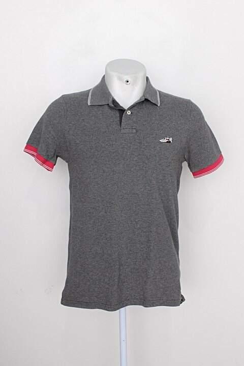 Camisa Polo nike masculina cinza_foto principal