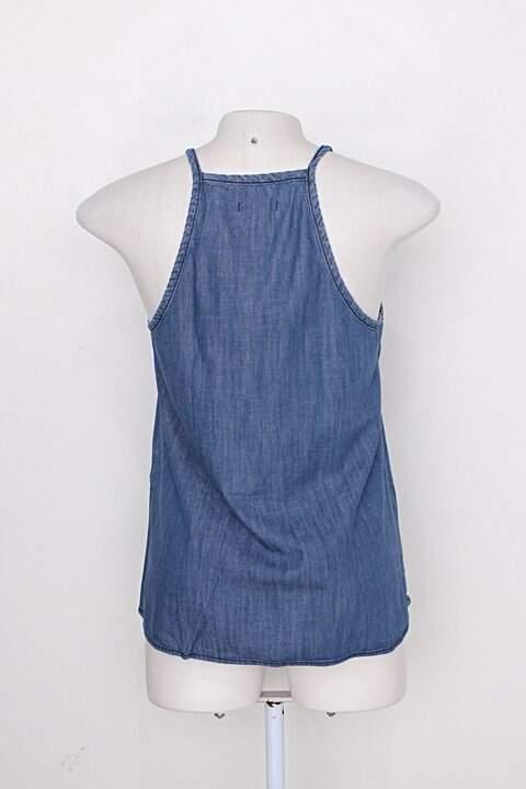 Regata jeans hering feminina azul_foto de costas