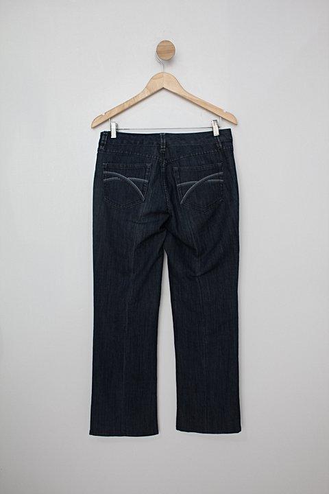 Calça Jeans the limited 312 feminina azul_foto de costas
