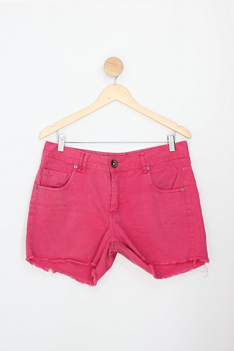 Shorts taco blue jeans feminino rosa_foto principal