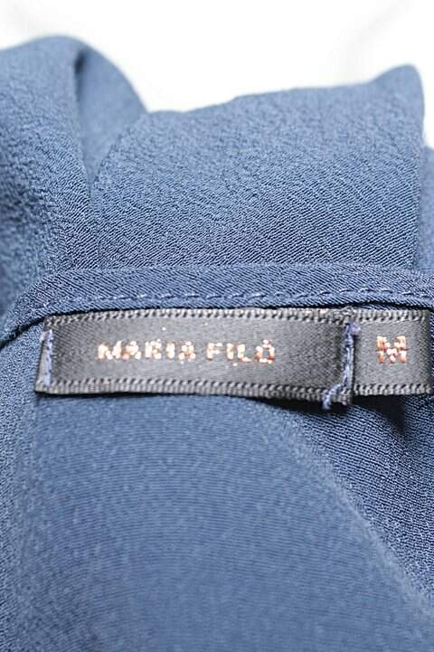 Regata Azul Maria Filó_foto de costas