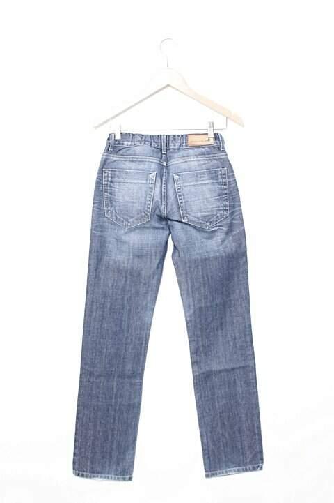 Calça Jeans Azul Brooksfield_foto de frente