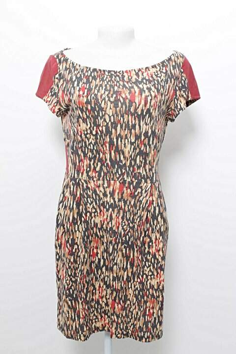 Vestido Moeê Estampado _foto principal