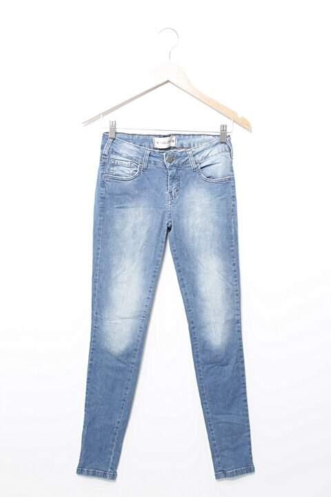 Calça Jeans Skinny C&A_foto principal