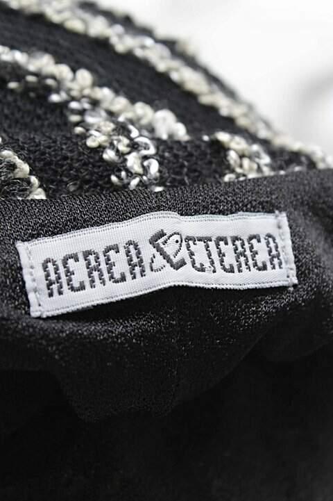 Vestido Longo Tricot Preto_foto de costas