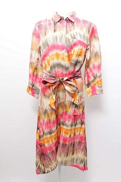 Vestido Tie Dye Zara_foto principal