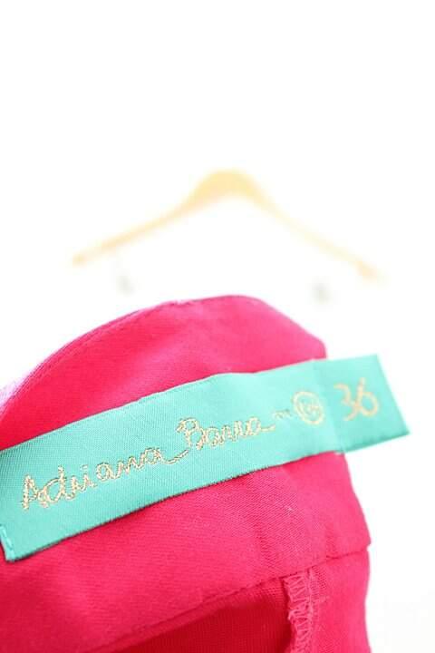 Shorts C&A Rosa Pink _foto de costas
