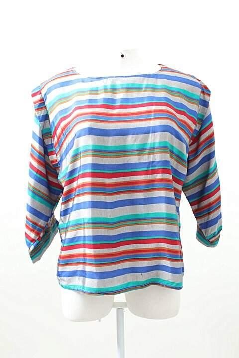 Blusa Listras Coloridas _foto principal