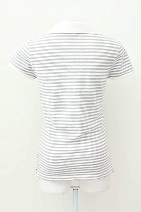 Camiseta  Listrada Polo Ralph lauren_foto de frente