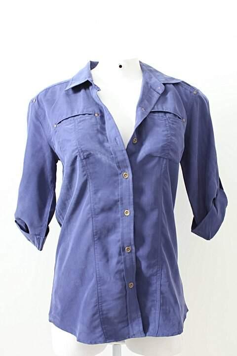 Camisa Azul Calvin Klein_foto principal
