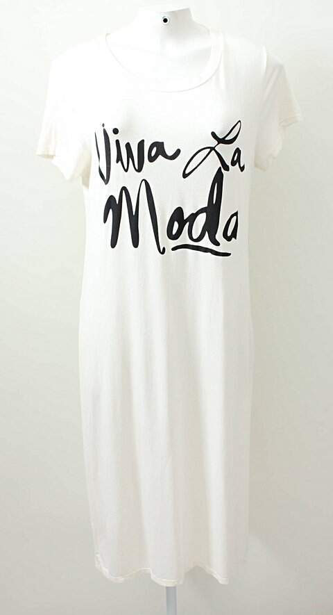 Camiseta Comprida Branca Hush_foto principal