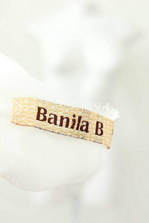 Blusa Regata Banila B Tricot _foto de costas