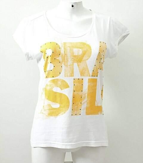 Camiseta Branca Brasil Jinglers_foto principal