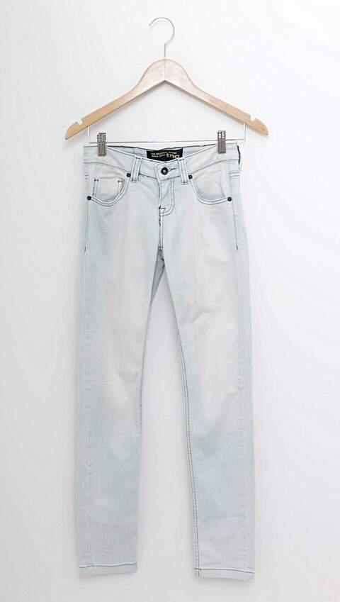 Calça Jeans Azul Clara TNG_foto principal