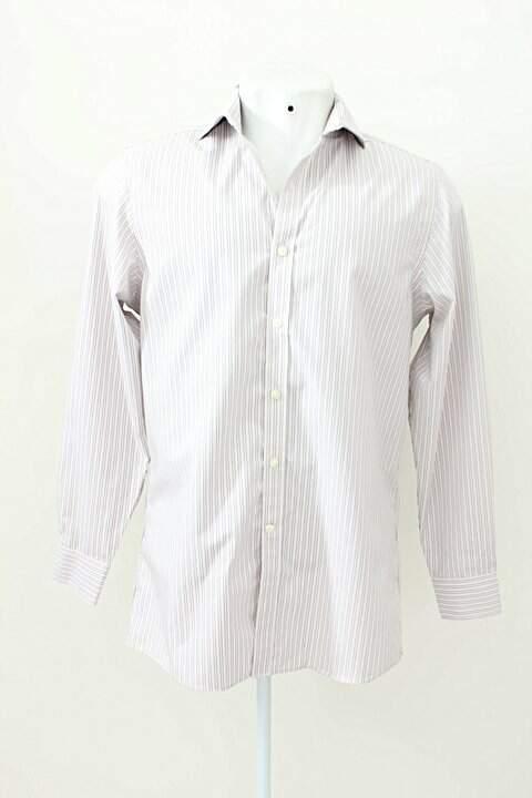 Camisa Social Branca Michael Kors_foto principal