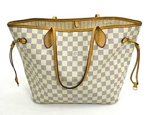 Bolsa LOUIS VUITTON Neverfull GM Azur Original_foto principal