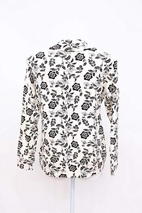 19aad98a3 Blusa Estampada Preto E Branco McJo - compre por menos | Repassa
