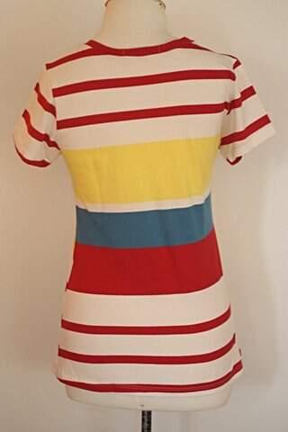 Camiseta Linho Fino Color_foto de costas