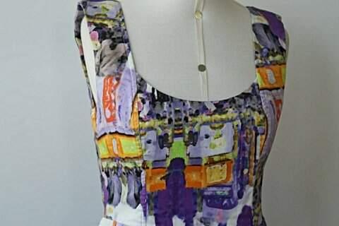 Vestido Lu Filhas de Gaia - TAM 40_foto de detalhe