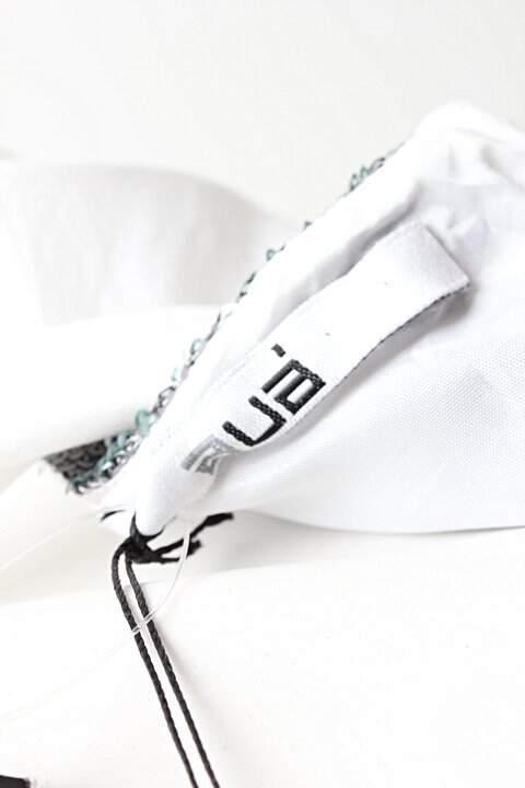 Vestido Auá Longo Branco - TAM 42_foto de detalhe