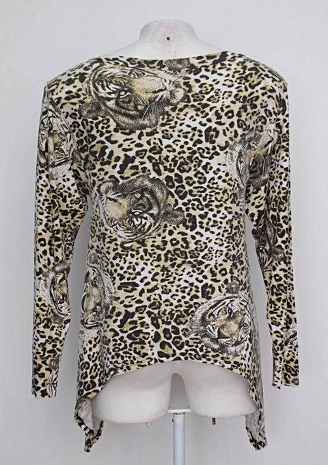 Blusa animal print chandyler_foto de costas