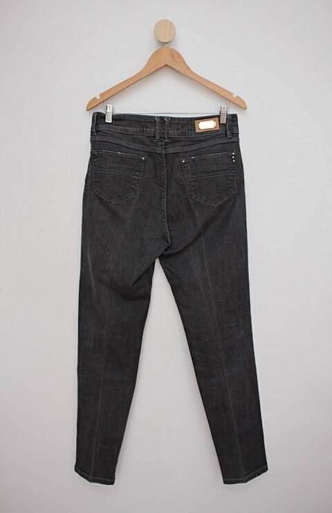Calça Jeans cinza aquamar_foto de costas