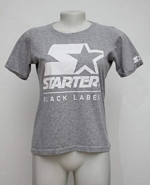 Camiseta cinza feminina starter_foto principal