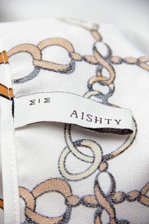 Blusa manga longa estampada aishty_foto de detalhe
