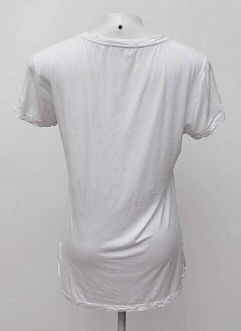 Blusa estampada fillity_foto de costas