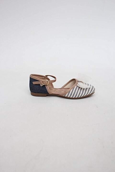 Sandália branca e azul kidy_foto principal