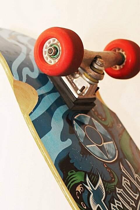 Skate Long Tracker_foto de frente
