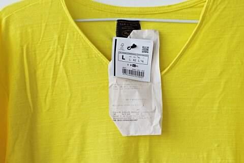 Camiseta Masculina Zara _