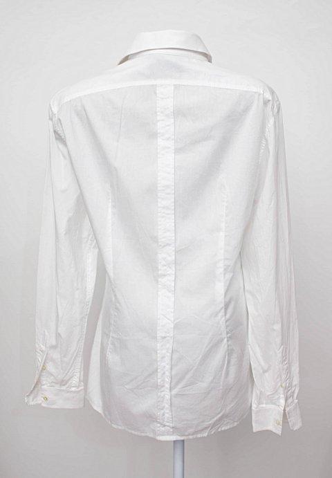 Camisa Social Dolce & Gabbana_foto de costas