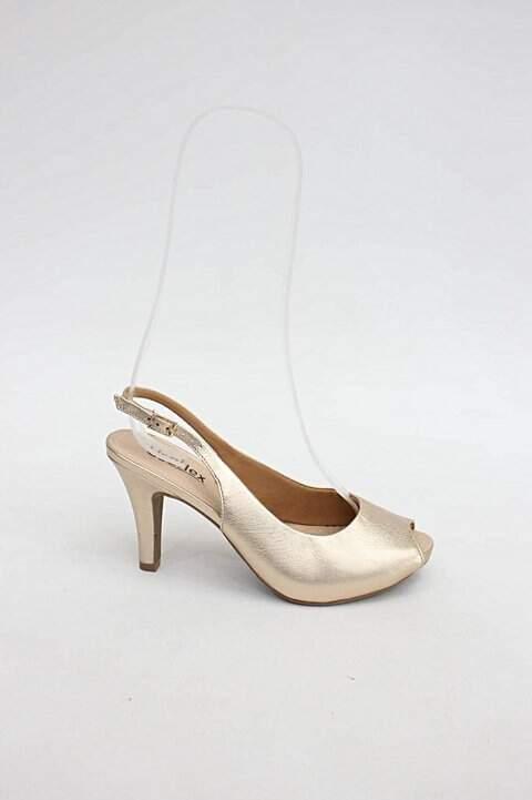 Compra especial feminino Sapato Boneca Vizzano Dourado