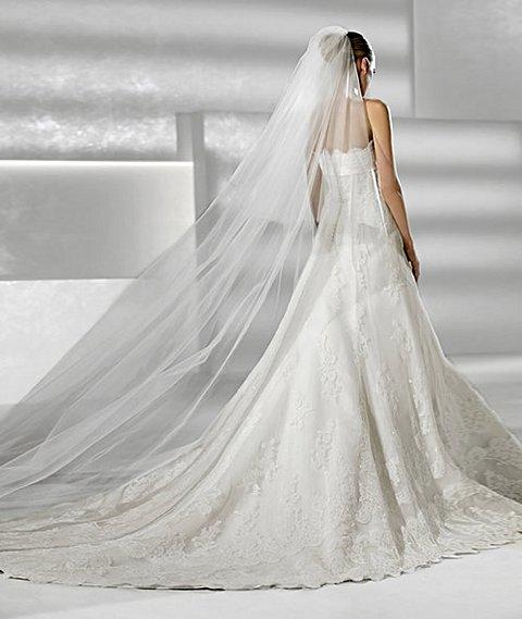 Vestido de noiva La Sposa - Modelo Dover_