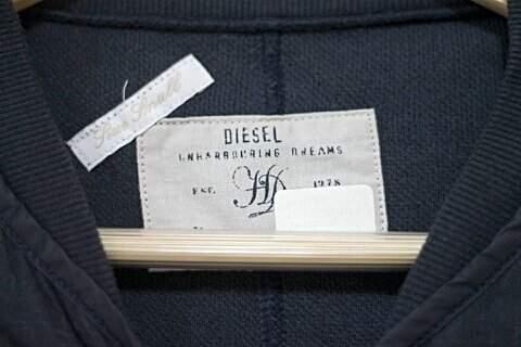 Jaqueta Moleton Diesel_foto de costas