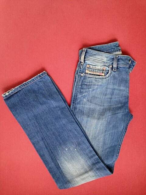 Calça Jeans Diesel_