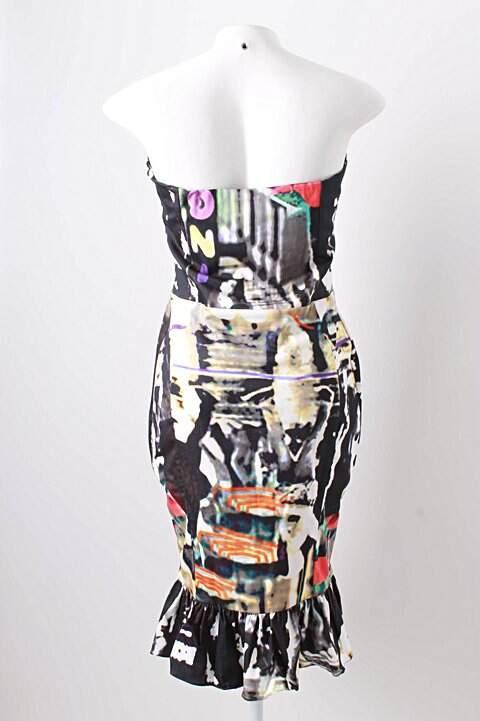 Vestido Sereia Filhas de Gaia - TAM 40_foto de costas