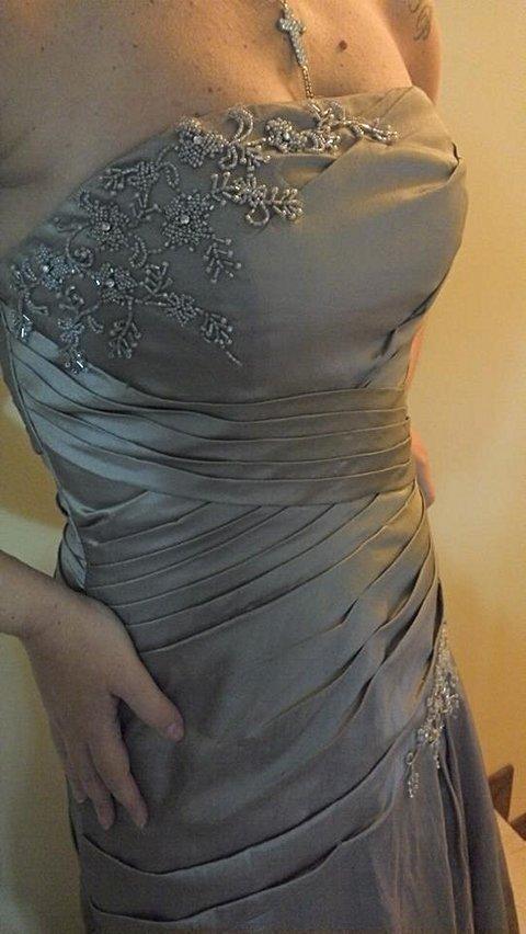 Vestidos de Festa Longos_foto de costas