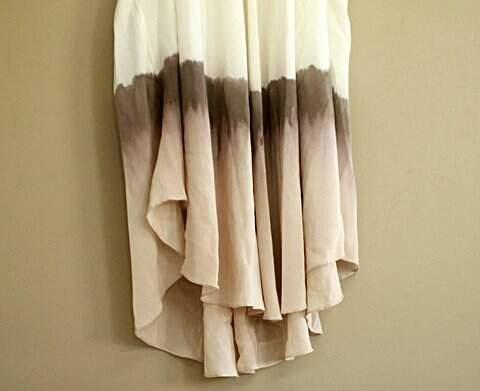 Vestido Tie Dye Lalah de Seda_foto da etiqueta